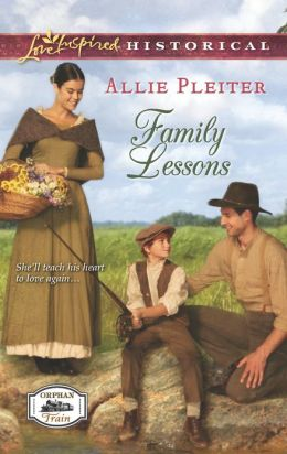 Family Lessons (Love Inspired Historical Series)