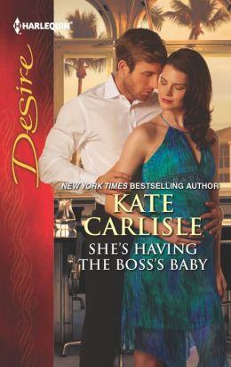 She's Having the Boss's Baby (Harlequin Desire Series #2227)