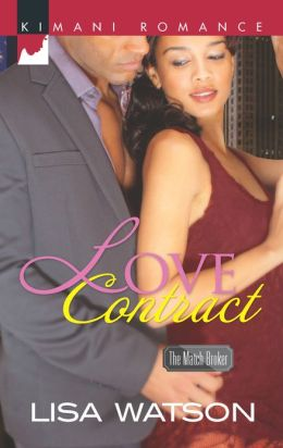 Love Contract (Harlequin Kimani Romance Series #329)