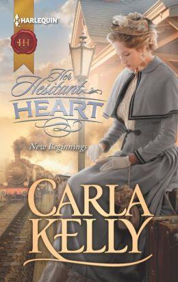 Her Hesitant Heart (Harlequin Historical Series #1135)