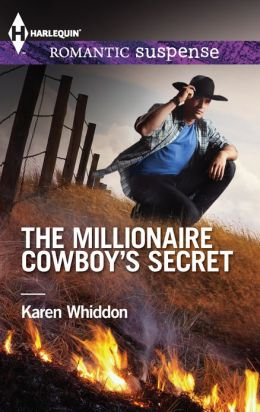 The Millionaire Cowboy's Secret (Harlequin Romantic Suspense Series #1752)