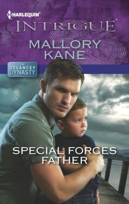 Special Forces Father (Harlequin Intrigue Series #1420)