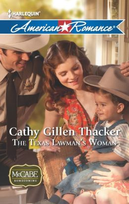 The Texas Lawman's Woman (Harlequin American Romance Series #1449)
