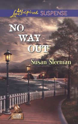 No Way Out (Love Inspired Suspense Series)