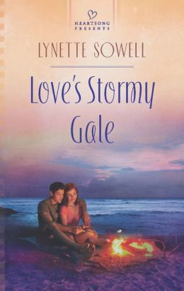 Love's Stormy Gale (Heartsong Presents Series #1048)