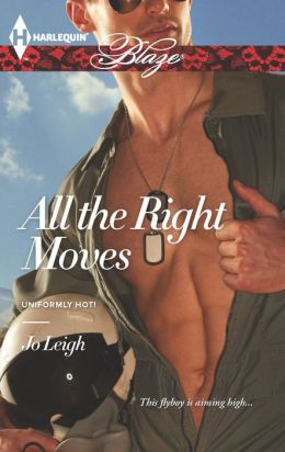 All the Right Moves (Harlequin Blaze Series #752)