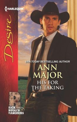 His for the Taking (Harlequin Desire Series #2235)