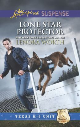 Lone Star Protector (Love Inspired Suspense Series)