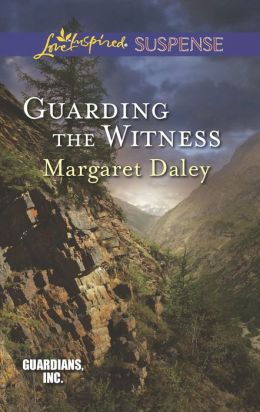 Guarding the Witness (Love Inspired Suspense Series)