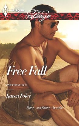 Free Fall (Harlequin Blaze Series #757)