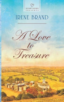 A Love to Treasure (Heartsong Presents Series #1053)