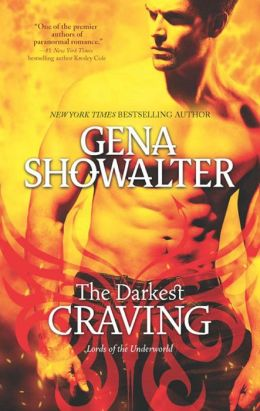 The Darkest Craving (Lords of the Underworld Series #10)