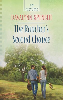 The Rancher's Second Chance (Heartsong Presents Series #1060)