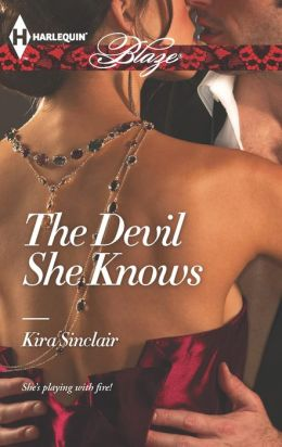 The Devil She Knows (Harlequin Blaze Series #766)