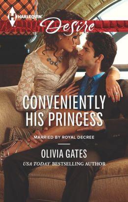 Conveniently His Princess (Harlequin Desire Series #2255)