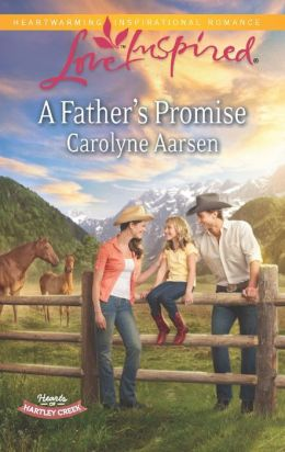 A Father's Promise (Love Inspired Series)