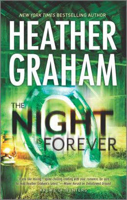 The Night Is Forever: Book 11 in Krewe of Hunters series