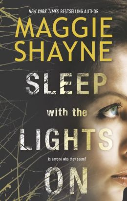 Sleep With the Lights On (Brown and De Luca Series #1)