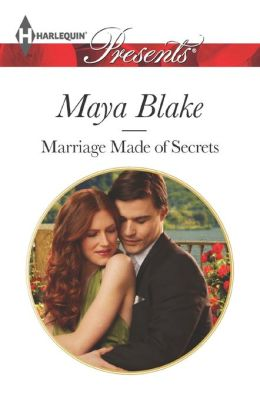 Marriage Made of Secrets (Harlequin Presents Series #3182)