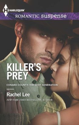 Killer's Prey (Harlequin Romantic Suspense Series #1771)