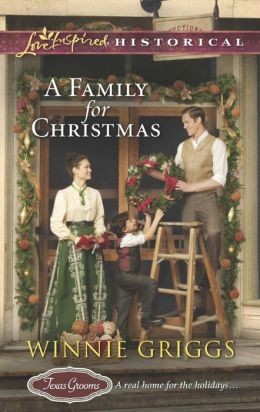 A Family for Christmas (Love Inspired Historical Series)
