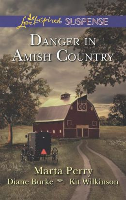 Danger in Amish Country: Fall from Grace / Dangerous Homecoming / Return to Willow Trace (Love Inspired Suspense Series)
