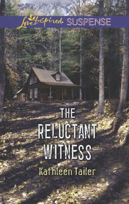 The Reluctant Witness (Love Inspired Suspense Series)
