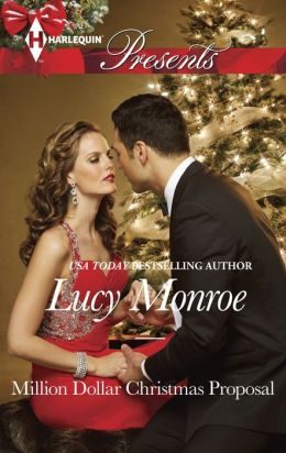 Million Dollar Christmas Proposal (Harlequin Presents Series #3185)