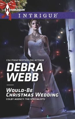 Would-Be Christmas Wedding (Harlequin Intrigue Series #1456)