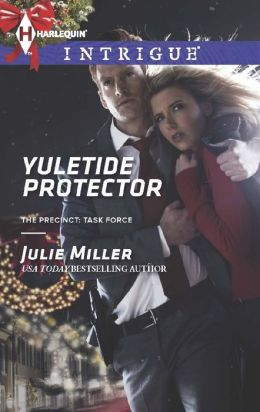Yuletide Protector (Harlequin Intrigue Series #1462)