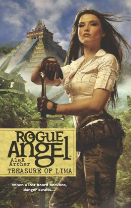 Treasure of Lima (Rogue Angel Series #46)