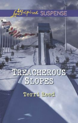 Treacherous Slopes (Love Inspired Suspense Series)