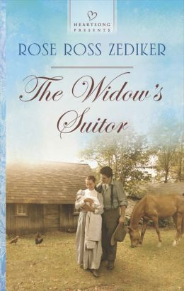 The Widow's Suitor (Heartsong Presents Series #1081)