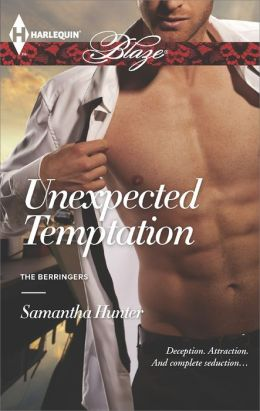Unexpected Temptation (Harlequin Blaze Series #790)