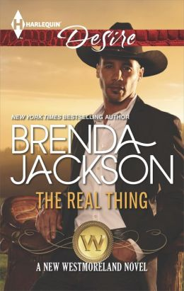 The Real Thing (Harlequin Desire Series #2287)