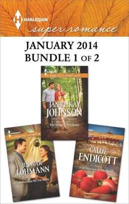 Harlequin Superromance January 2014 - Bundle 1 of 2: Everywhere She Goes\A Promise for the Baby\That Summer at the Shore