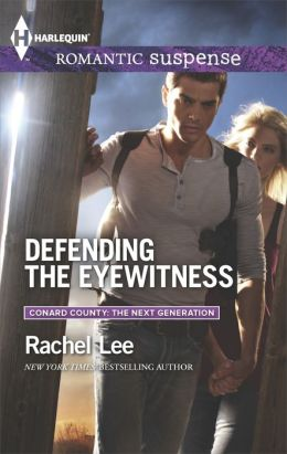 Defending the Eyewitness (Harlequin Romantic Suspense Series #1795)