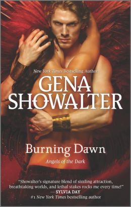 Burning Dawn (Angels of the Dark Series #3)