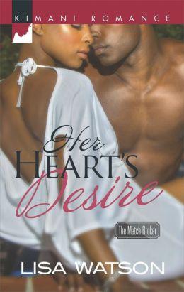Her Heart's Desire (Harlequin Kimani Romance Series #380)
