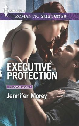 Executive Protection (Harlequin Romantic Suspense Series #1800)