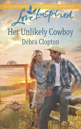 Her Unlikely Cowboy (Love Inspired Series)