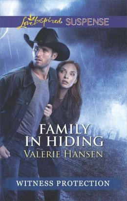 Family in Hiding (Love Inspired Suspense Series)