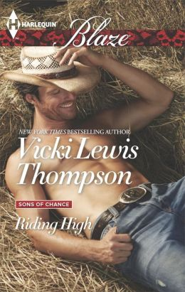 Riding High (Harlequin Blaze Series #799)