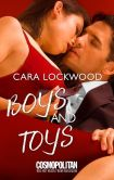 Book Cover Image. Title: Boys and Toys, Author: Cara Lockwood