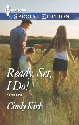 Ready, Set, I Do! (Harlequin Special Edition Series #2344)