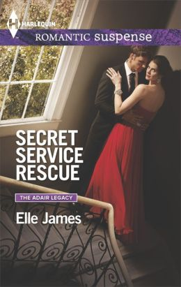 Secret Service Rescue (Harlequin Romantic Suspense Series #1808)
