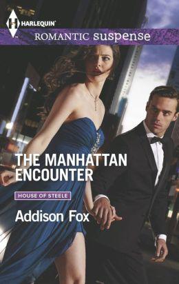 The Manhattan Encounter (Harlequin Romantic Suspense Series #1810)
