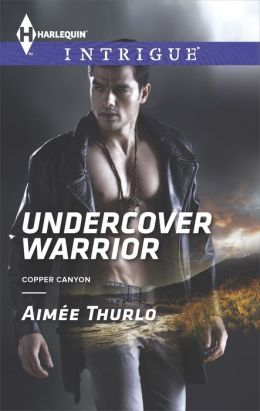 Undercover Warrior (Harlequin Intrigue Series #1505)