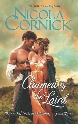 Claimed by the Laird (Scottish Brides Series #3)