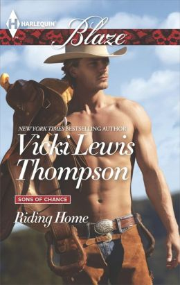 Riding Home (Harlequin Blaze Series #807)